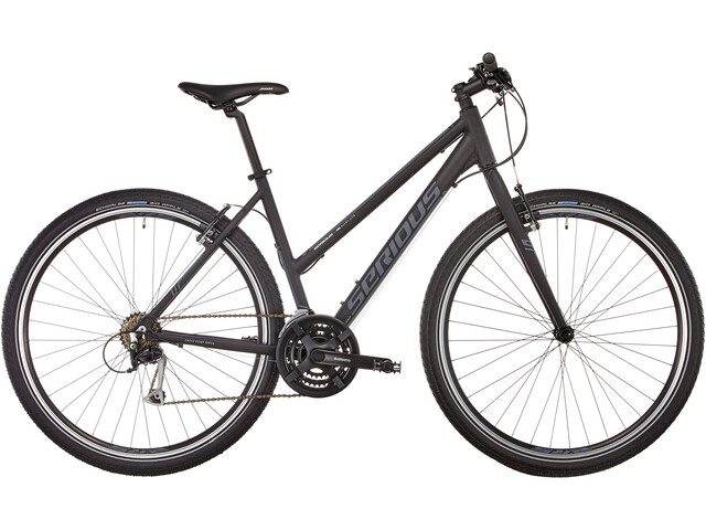 Serious Cedar - VTC Femme - Hybrid noir